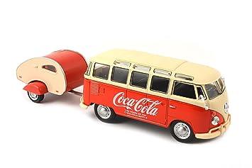 Ciudad del Motor - 467 433 - Volkswagen Samba RV - Coca-Cola 1962 -