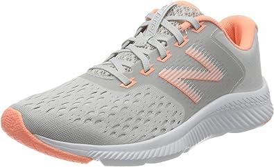 new balance running shoes women grey