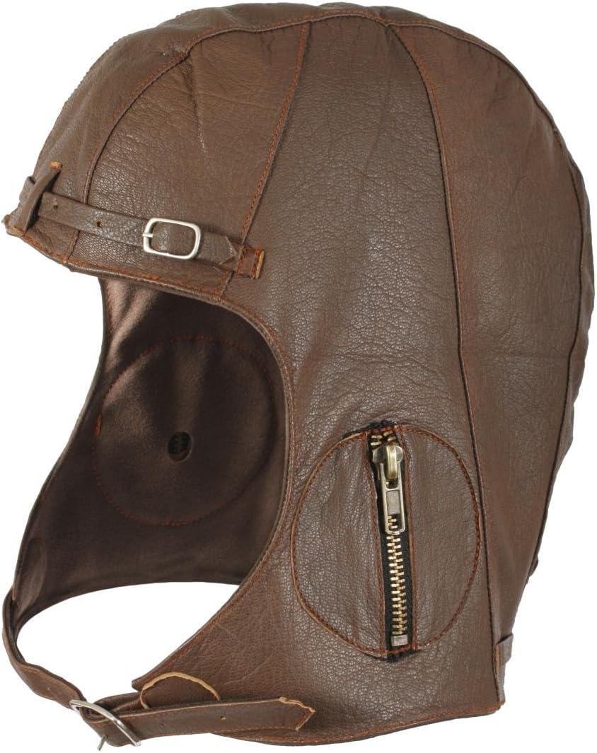 Rothco Leather Pilot Helmet