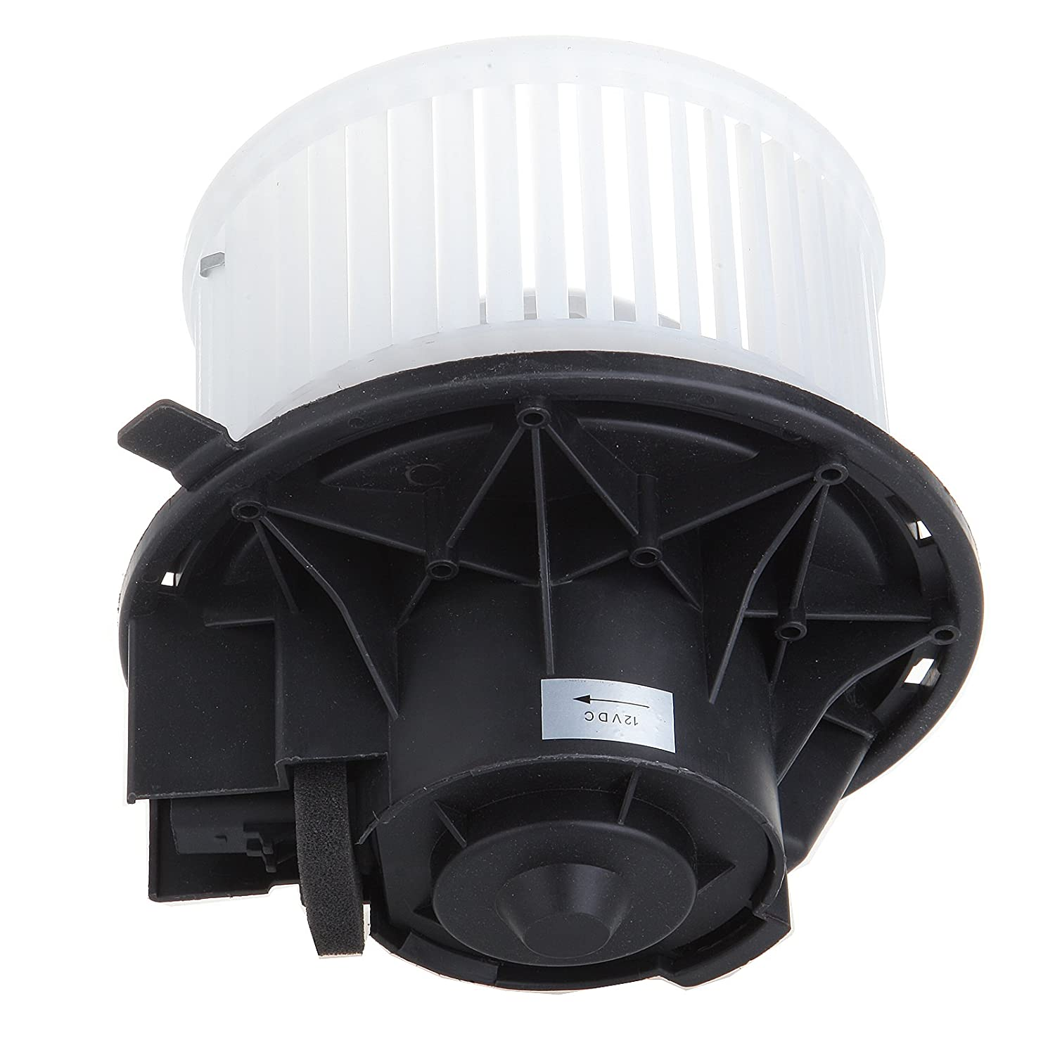 OCPTY A//C Heater Blower Motor ABS w//Fan Cage Air Conditioning HVAC Replacement fit for 2002-2007 Jeep Liberty//2002-2006 Jeep TJ//2002-2006 Jeep Wrangler