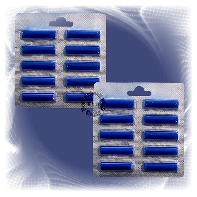 6014 10 x profumo Bastoncini Blu per tutti aspirapolvere profumo meeresbriese Kirby-Lux