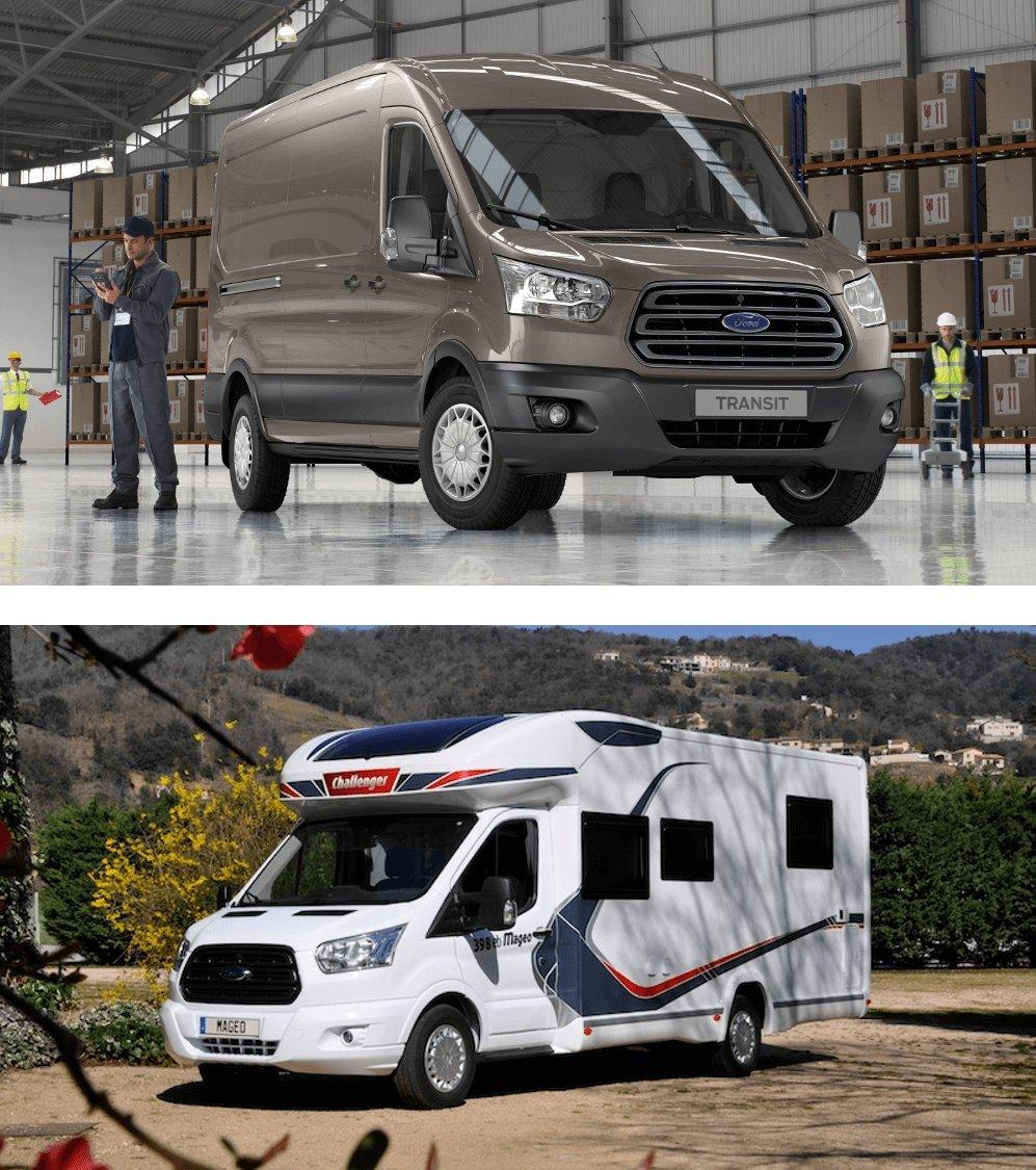 camionnettes et camping-cars Lot de tapis en caoutchouc inodore pour fourgons ilTappetoAuto/® 903409