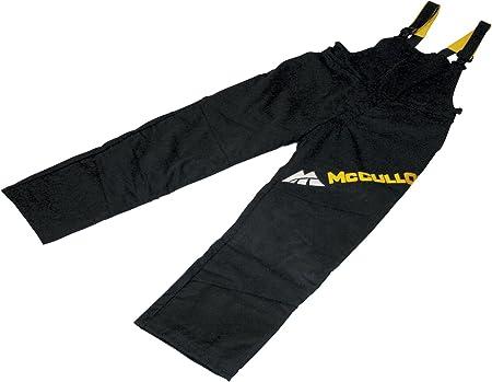 McCulloch GM577615623 Pantalón de protección con tirantes - Talla 48, Standard