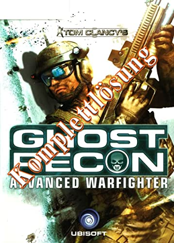 Ghost Recon: Advanced Warfighter, Lösungsheft (inoffiziell)