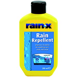 RainX. Rain Repellant 200ml Rain X Windscreen Cleaner