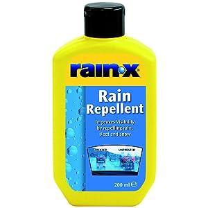 RainX. Rain Repellant 200ml Rain X Windscreen Cleaner