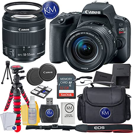 The 8 best canon eos rebel sl1 dslr camera 2 lens bundle
