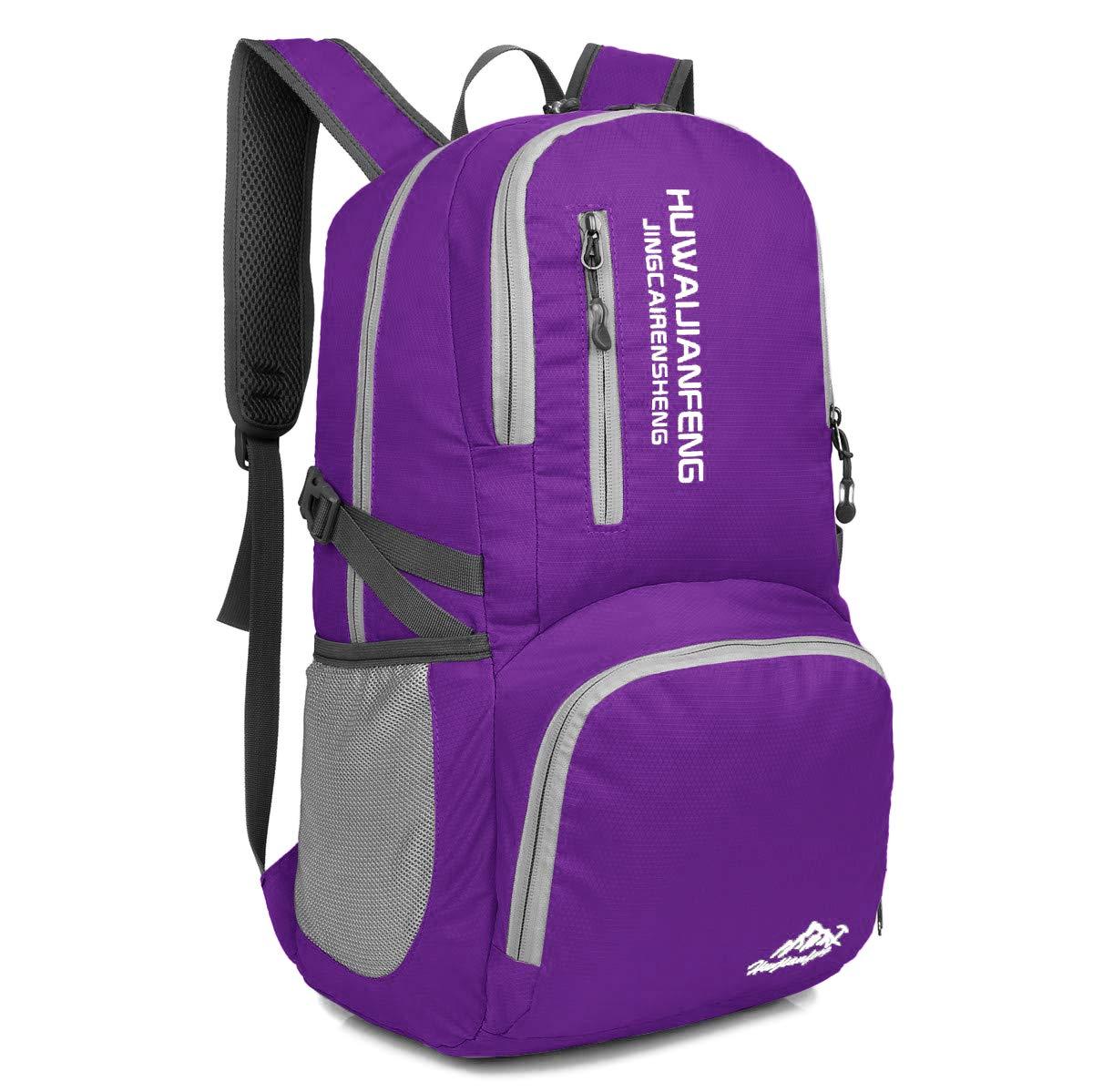 Meetrip 35L Lightweight Backpack Hiking Travel Packable Daypack for Women Men