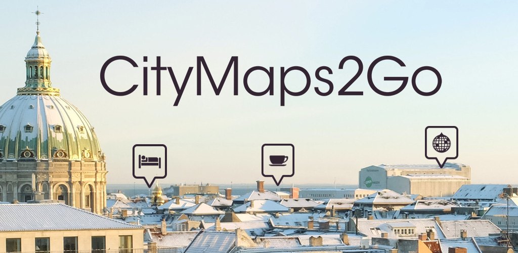 Amazon CityMaps2Go Pro fline Map and Travel Guide