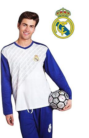 Pijama Hombre REAL MADRID Blanco 2017-2018 (S)
