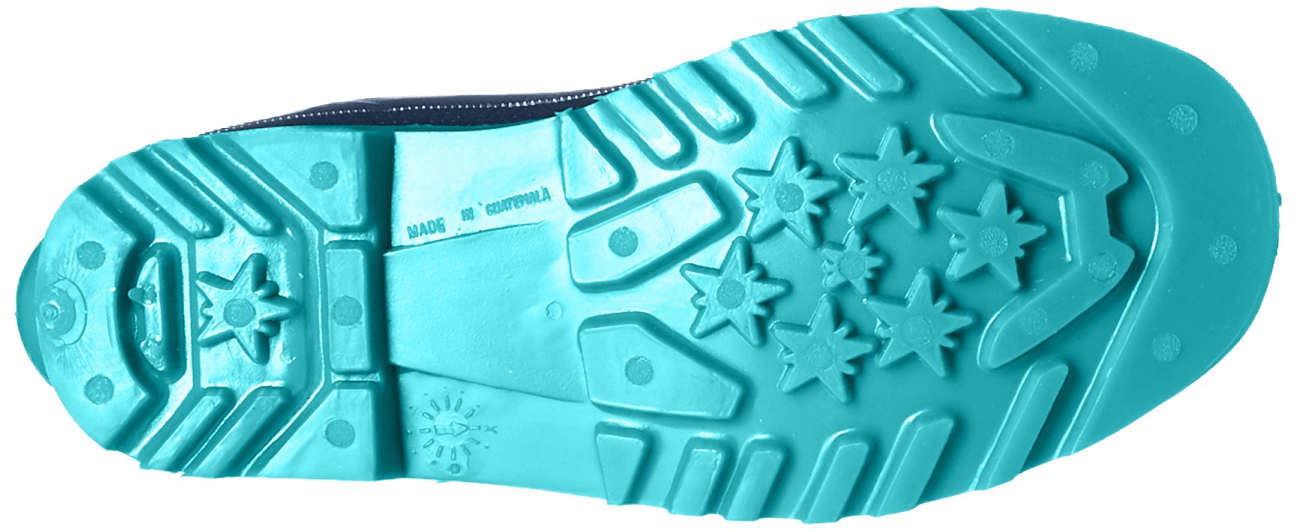 STORMTRACKS 11768.04 Youths' Boot, Size 04, Blue/Green by STORMTRACKS (Image #2)