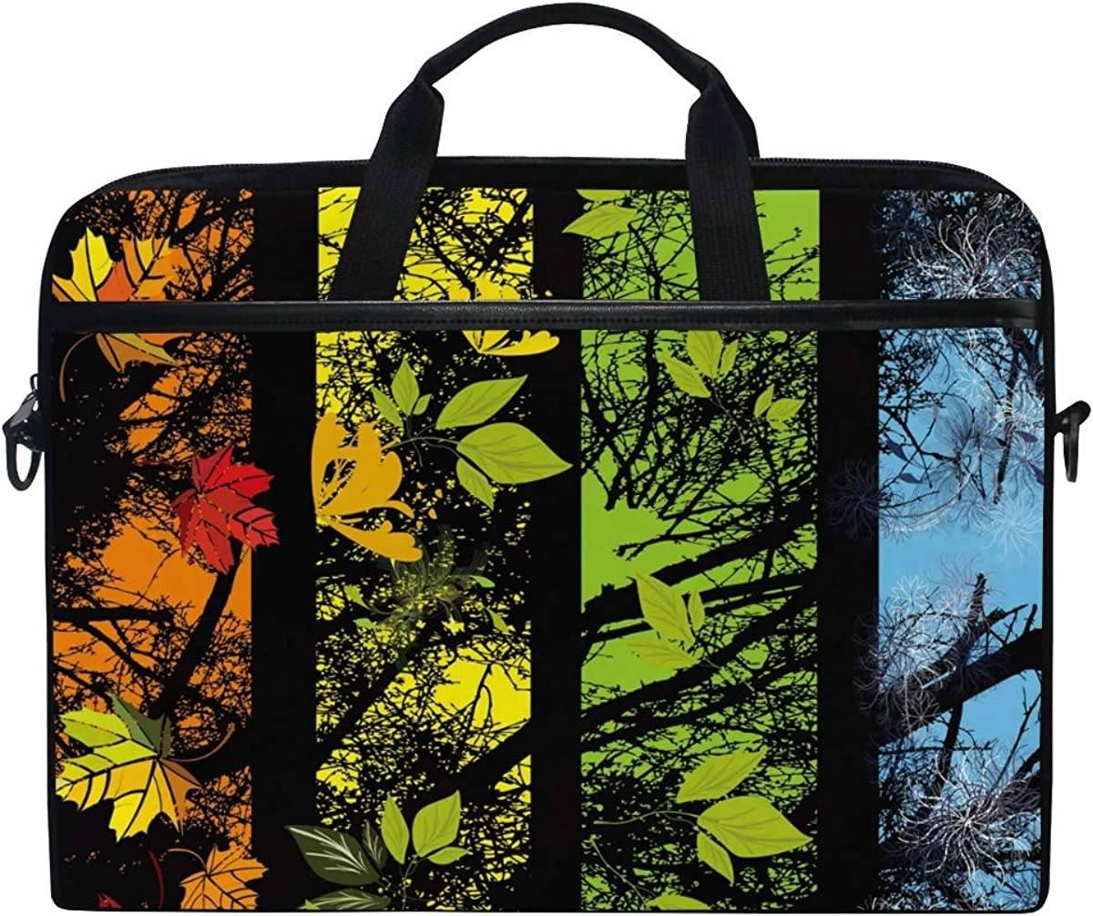 Laptop Case Bag 14 inch to 14.5 inch Briefcase Messenger Tablet Bag