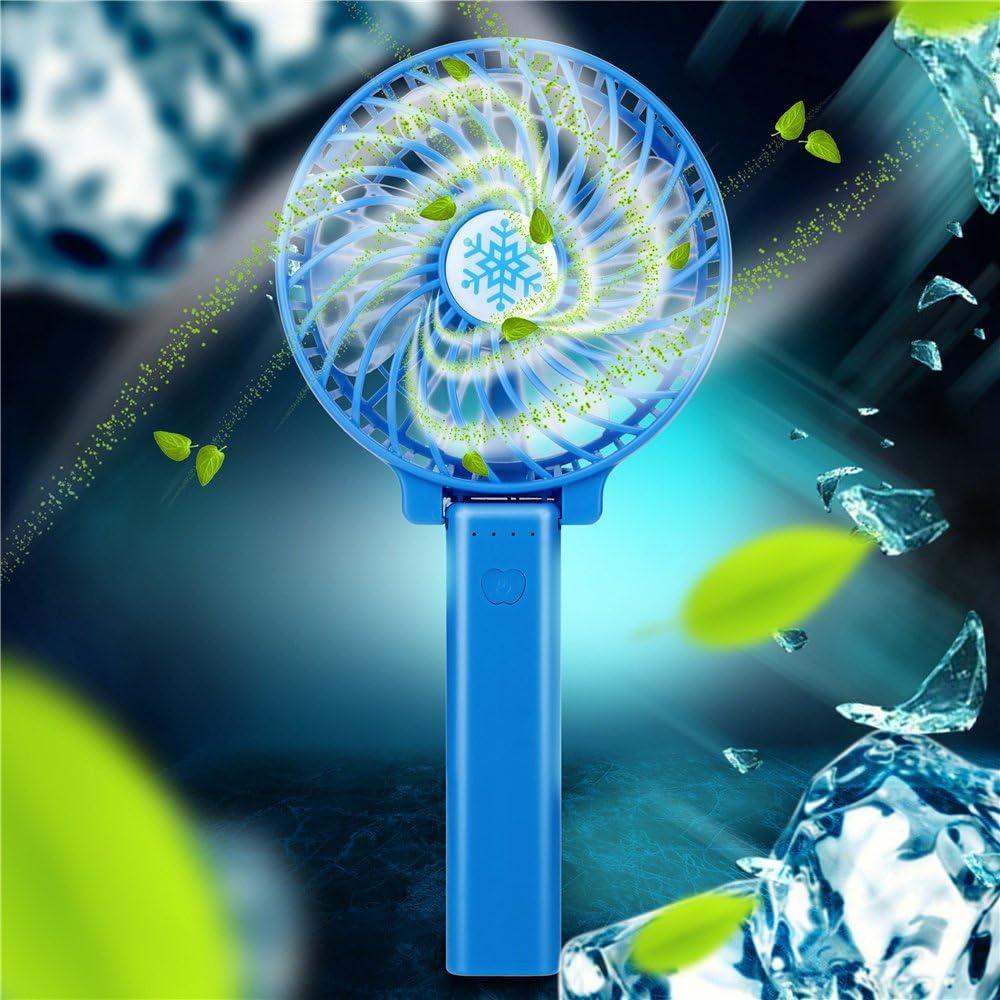 JiaMeng Mini Ventilador Clip Ventilador Batería Ventilador Hot ...
