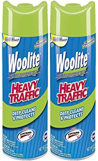 Amazon Com Woolite Carpet Upholstery Foam Cleaner With Fabric