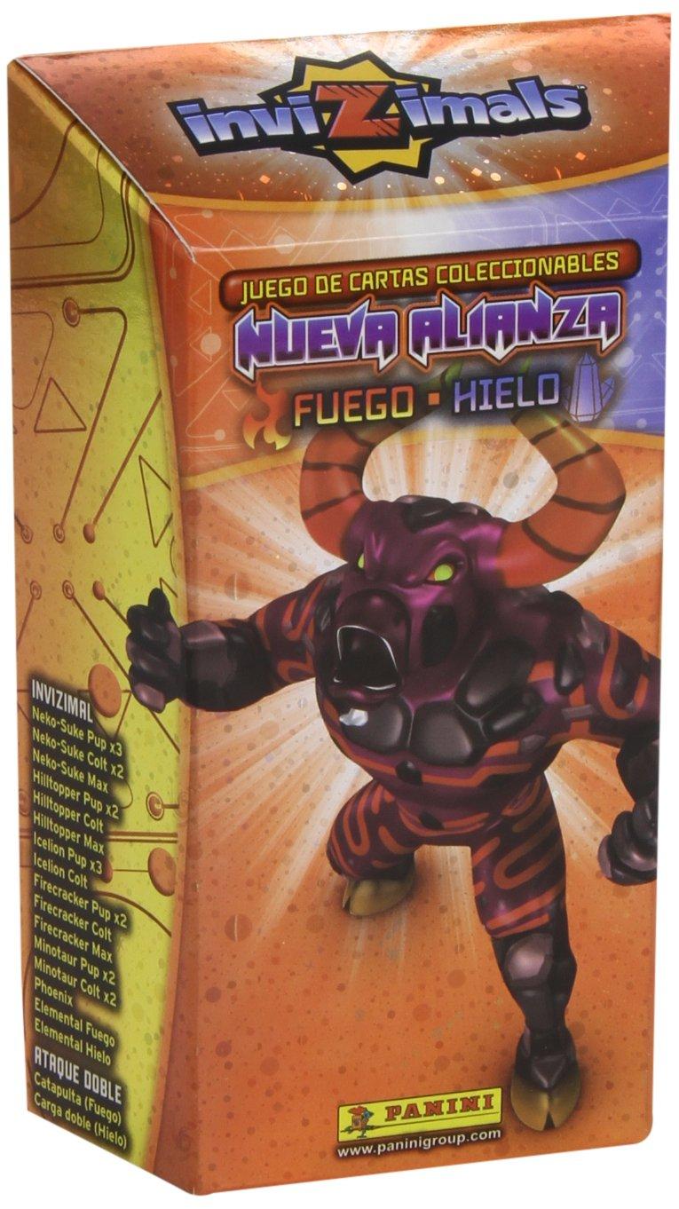 Invizimals - Baraja TC Fuego/Hielo (Panini 002734DECKA ...