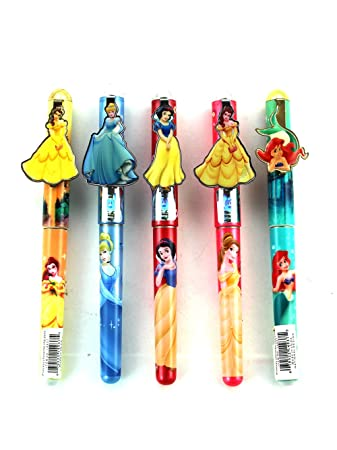 Amazon.com: Disney Parks Mickey, Minnie, Donald & Goofy Nerd Pens ...