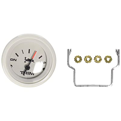 "Sierra 68378P 2"" Trim Gauge: Automotive"