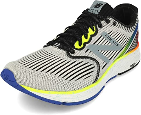 Personal Arqueólogo Radioactivo  New Balance 890V6 London Marathon Edition Men' Running Shoes, White, UK7:  Amazon.co.uk: Shoes & Bags