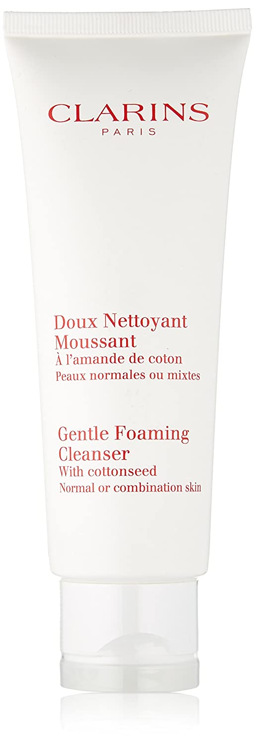 Clarins Gentle Foaming Cleanser With Cottonseed 125ml 12401-0-5