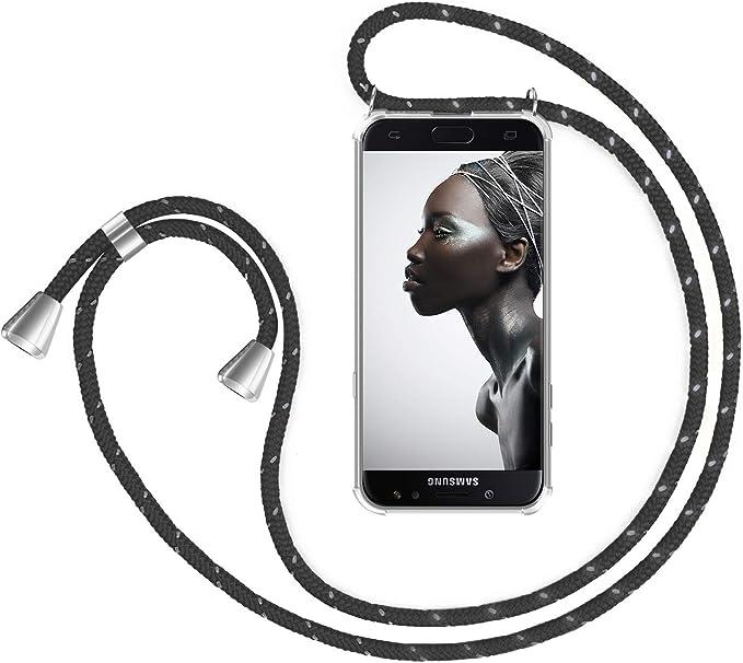 ZhinkArts - Cadena para teléfono móvil Compatible con Samsung ...