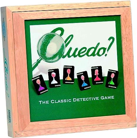 Cluedo - Juguete de Detective (Hasbro HAS44163) (versión en inglés): Amazon.es: Juguetes y juegos