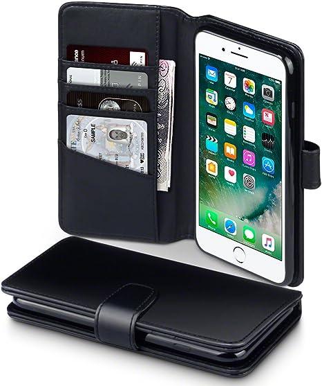 custodia pelle iphone 7 plus