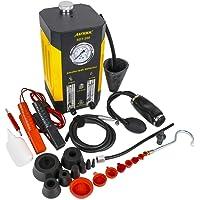 Automotive Pipes Brandstoflekdetector diagnose-tester EVAP lektestmachine voor 12 V voertuigen, motorfietsen, boot…