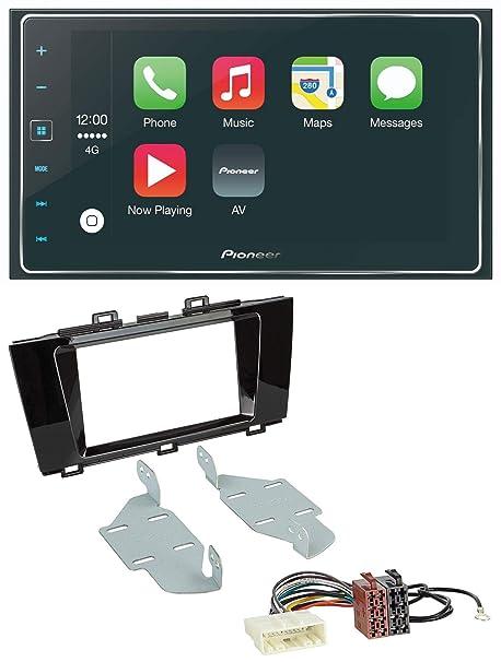 Pioneer sph- DA120 USB 2DIN MP3 AUX Bluetooth Radio de coche para Subaru Outback (
