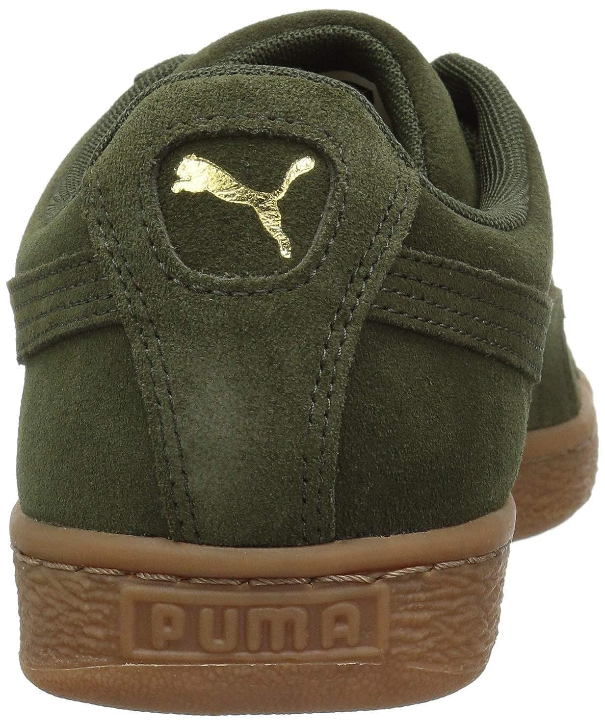 Puma Herren Suede Classic Turnschuh Turnschuh Turnschuh Mole B077SM81LX 9458d1