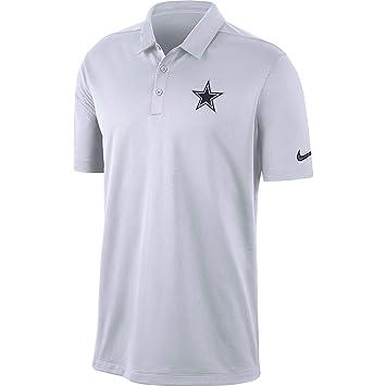 Dallas Cowboys Nike Dri-FIT Franchise - Polo para Hombre, S ...