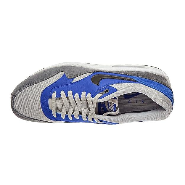 huge selection of 20bea 7bf04 Nike Air Max 1 Essential Men s Shoe Hyper Cobalt Black Dark Grey 537383-404  (10 D(M) US)  Amazon.ca  Shoes   Handbags