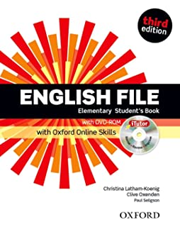 English file third edition english file elementary workbook with english file third edition english file elementary students book with itutor and online skills fandeluxe Gallery