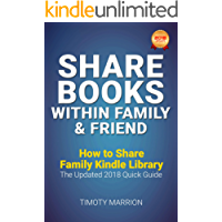 Sharing   Prime  Kindle Books.  : How to create the Amazon Household