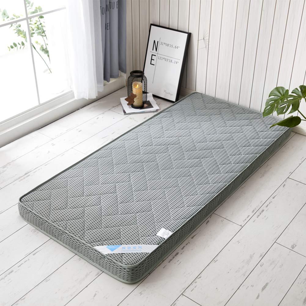 厚く 畳 布団 床マット, 通気性 寝 日本語 ロールアップします。 マットレス トッパー カバー プロテクター 子供のため 学生 寮 ホーム-E 150x200cm(59x79inch) B07QCXS2XS E 150x200cm(59x79inch)