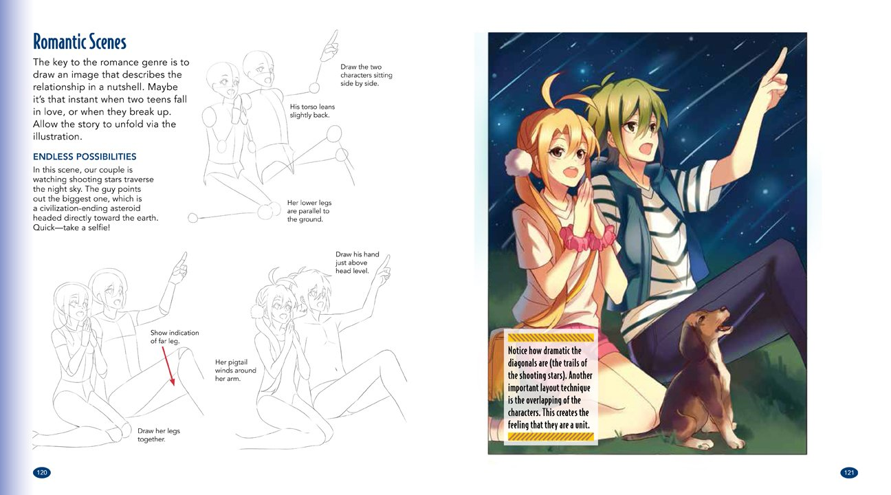 The Master Guide to Drawing Anime: Amazing Girls: How to Draw Essential Character Types from Simple Templates by Drawing with Christopher Hart