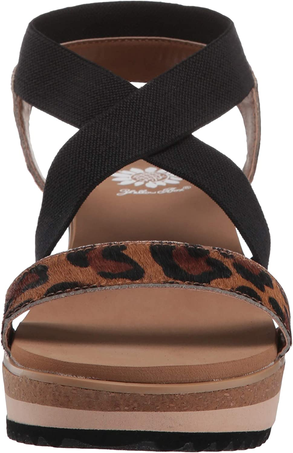 Details about  /Yellow BoxSOLEIL Braided Woven Strap Flip Flops