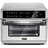 ignited Air Fryer Toaster Oven 26.4 Quart Family Size Large Capacity Oven For Bake Broil Pizza Roast Toast Dehydrate with Acc