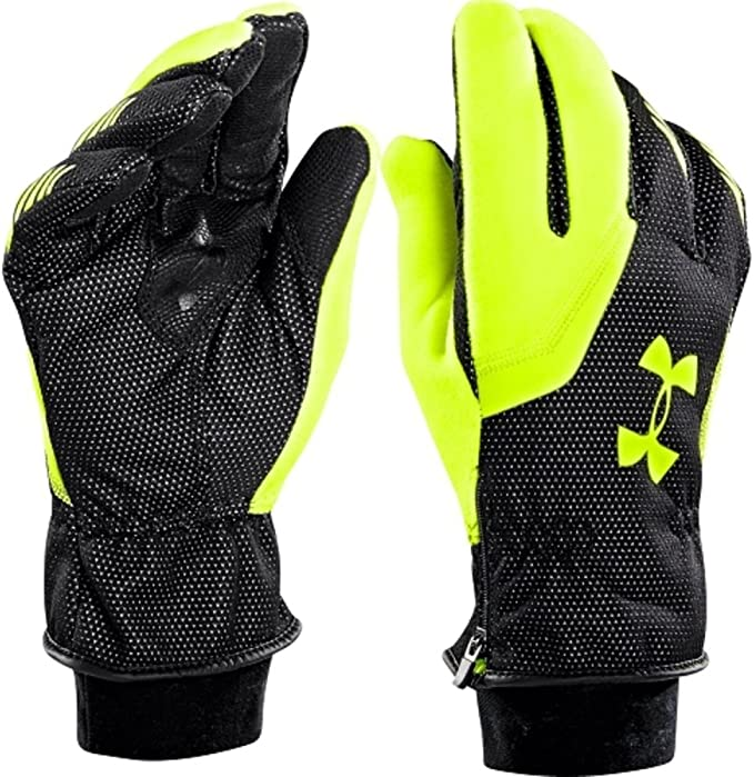 Under Armour Youth Kids UA Storm ColdGear Liner Gloves Touch Screen Waterproof