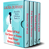 Annabelle Archer Collection Books 1-4 (Annabelle Archer Wedding Planner Mystery)