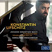 J.S. Bach: Musikalisches Opfer, Op. 6, BWV 1079 (Arr. for Piano)