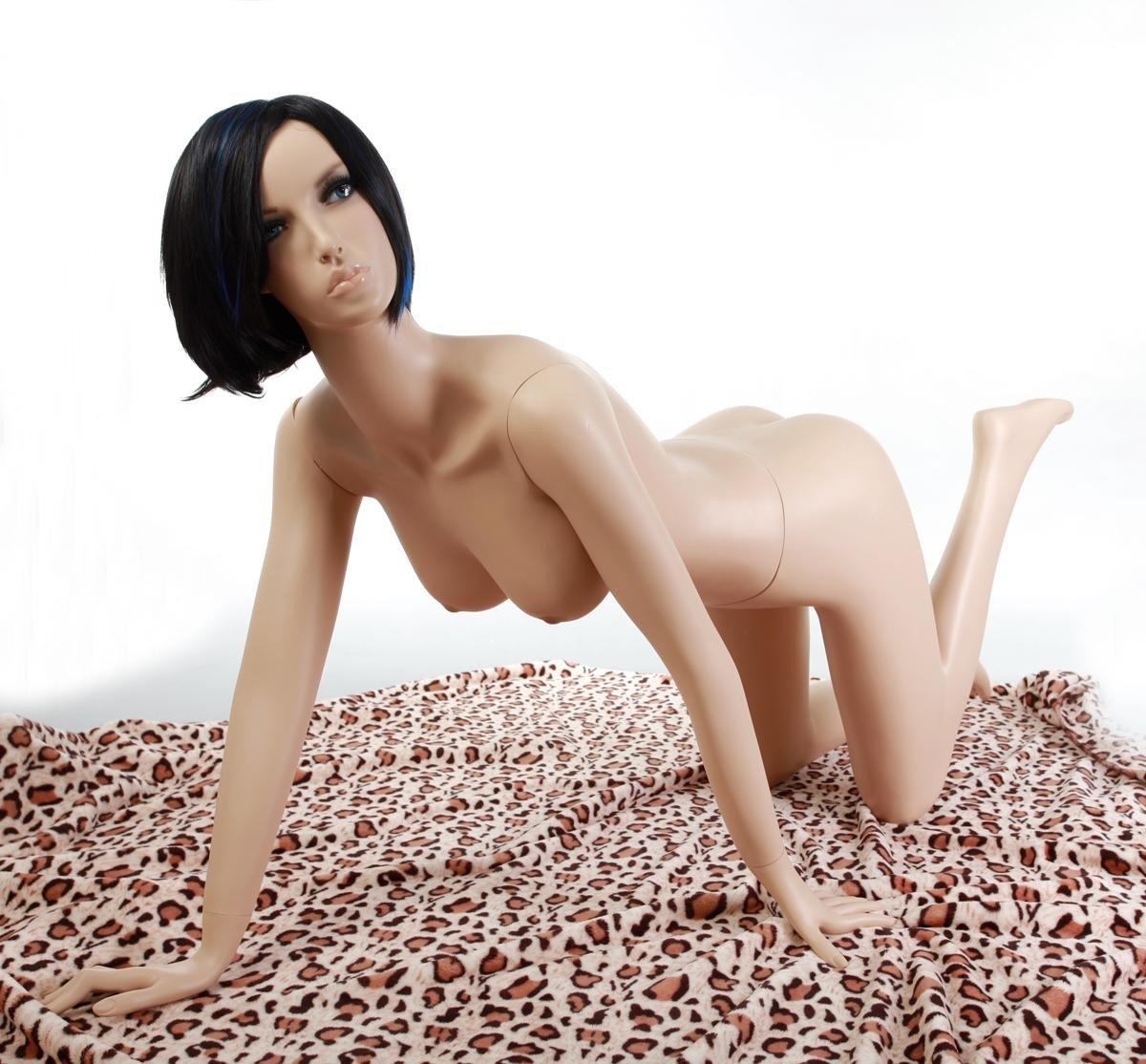 Manichini Femminile colori della pelle posa erotica HeuSa GmbH