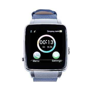 vinteky X6 Bluetooth Reloj Smartwatch teléfono gsm Tarjeta ...