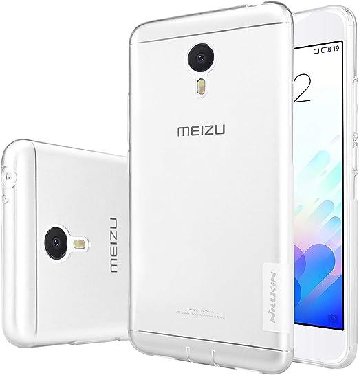 Nillkin - Carcasa para Meizu M3 Note, Color Blanco: Amazon.es: Electrónica