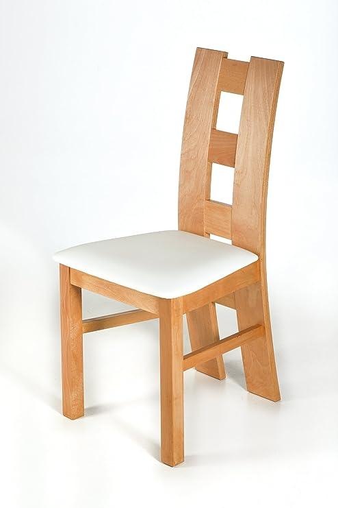 acerto 20061 Silla ROM para mesa de comedor haya * madera ...