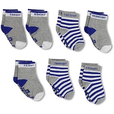 7FAM Boys 7 Socks