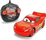 "Disney Cars 203084003S02 ""Cars 3 Turbo RC Racer Lightning Mcqueen"" Toy"