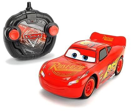 Disney Cars 3 Turbo 1:24 R/C Racer Lightning Mcqueen Toy