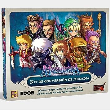 Edge Entertainment- Kit de conversión de Arcadia (EDGMMR006)