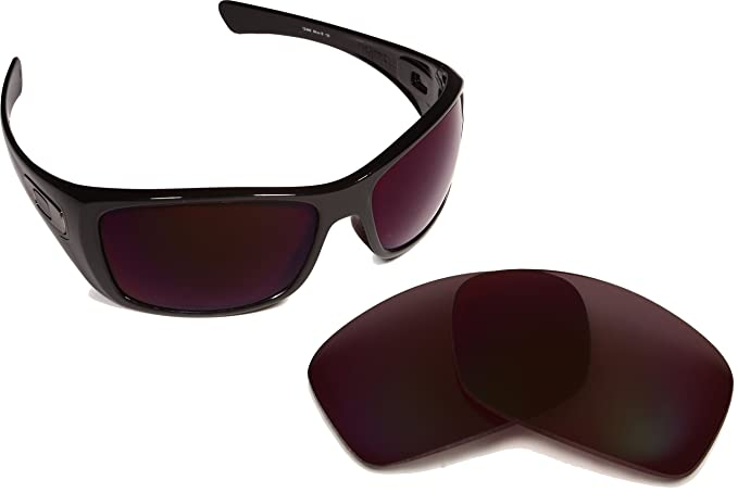 2f185bf89d Hijinx Replacement Lenses Advanced Black by SEEK fits OAKLEY Sunglasses