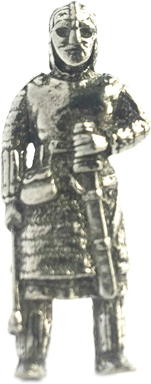 Mascarilla de Odin Pin de solapa, hecho a mano en Inglaterra de ...